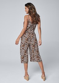Full back view Casual Jumpsuit