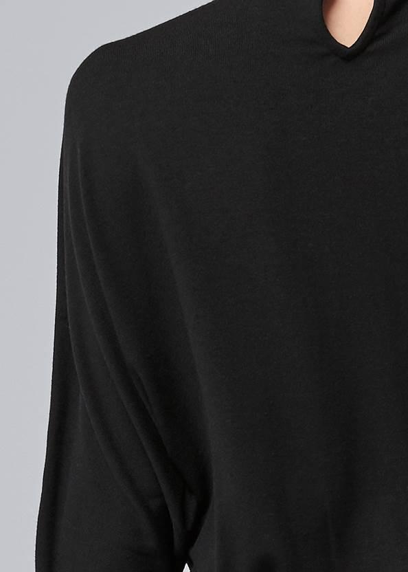 Alternate View V-Neck Casual Dress