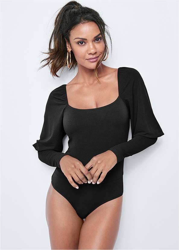 Alternate View Full Sleeve Bodysuit