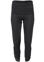 Ghost with background  view Crop Hacci Lounge Pant