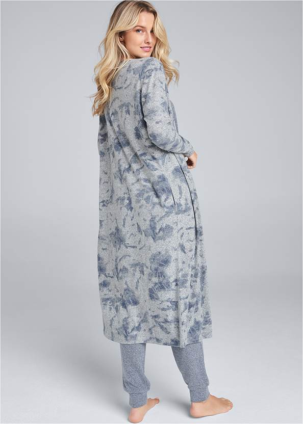 Back View Cozy Hacci Duster