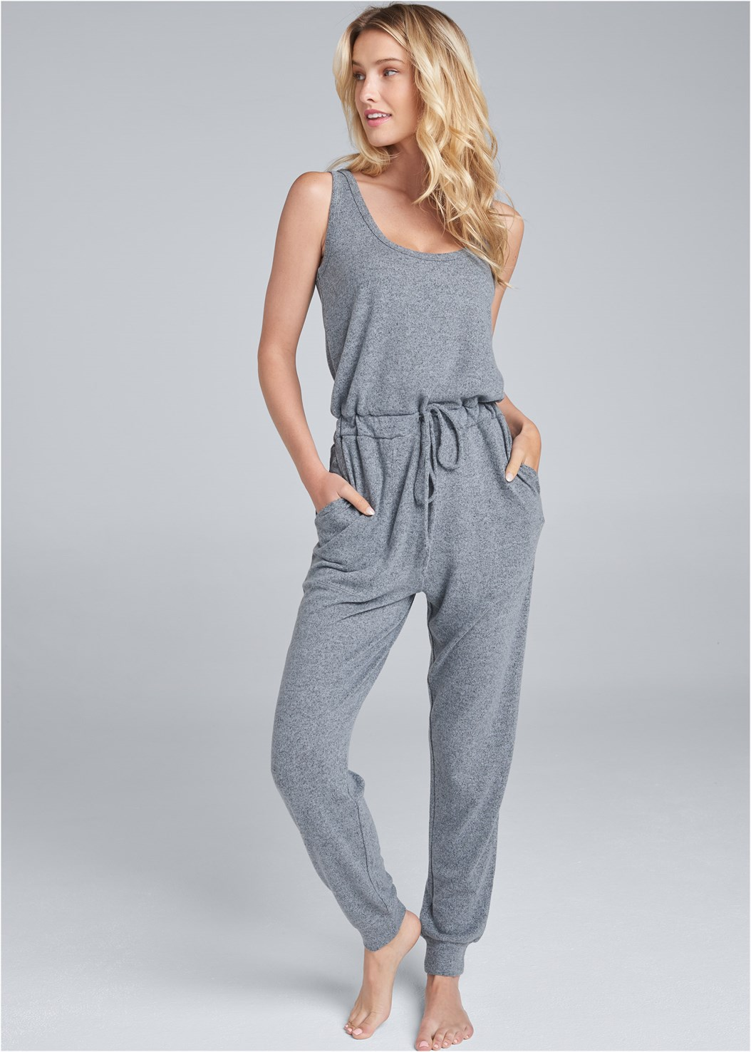 Cozy Hacci Jumpsuit,Cozy Hacci Duster,Seamless Lace Comfort Bra