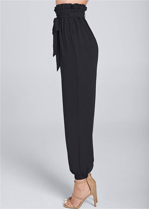Alternate View Lightweight Paperbag Pants
