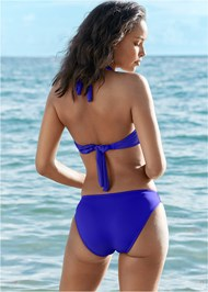 Full back view Jillian Underwire Top