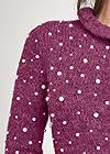 Detail front view Pearl Detail Sweater