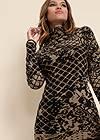 Detail  view Bodycon Sweater Dress