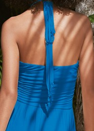 Alternate View Lace Detail Maxi Cover-Up