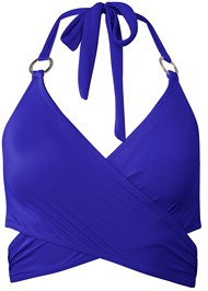Alternate View Underwire Wrap Top