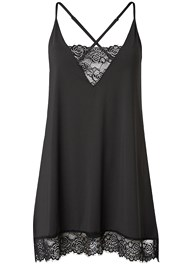 Ghost with background  view Lace Trim Slip