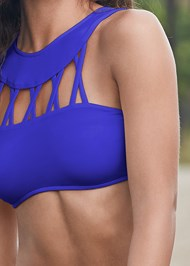 Alternate View Sustainable Crisscross Top