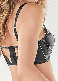 Alternate View Strappy Bra And Panty Set