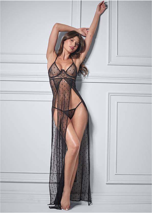 Sexy Maxi Gown