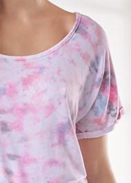 Alternate View Printed Sleep Shirt