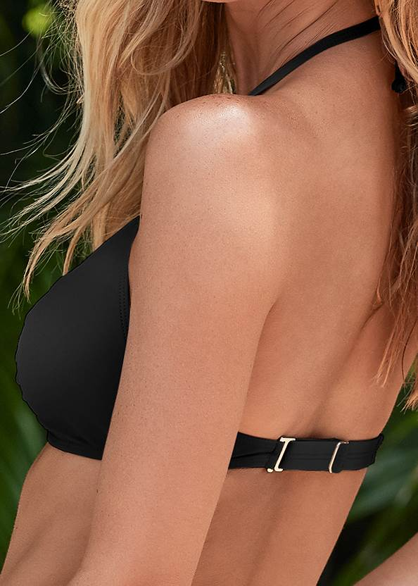 Alternate View Luxe Ring Halter Top
