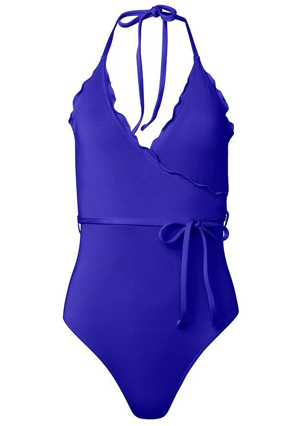 Alternate View Sustainable Wrap One-Piece