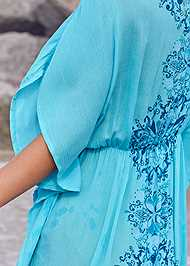 Alternate View Tassel Detail Cover-Up