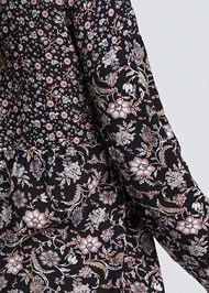 Alternate View Floral Printed Top