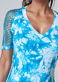 Detail front view Seamless Top