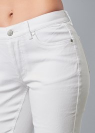 Alternate View Jean Bermuda Shorts