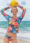 Alternate View Relaxed Fit Rash Guard