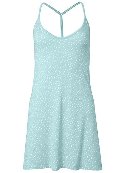 Plus Size T-Back Sleep Dress