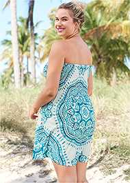 Back View Convertible Dress/Skirt