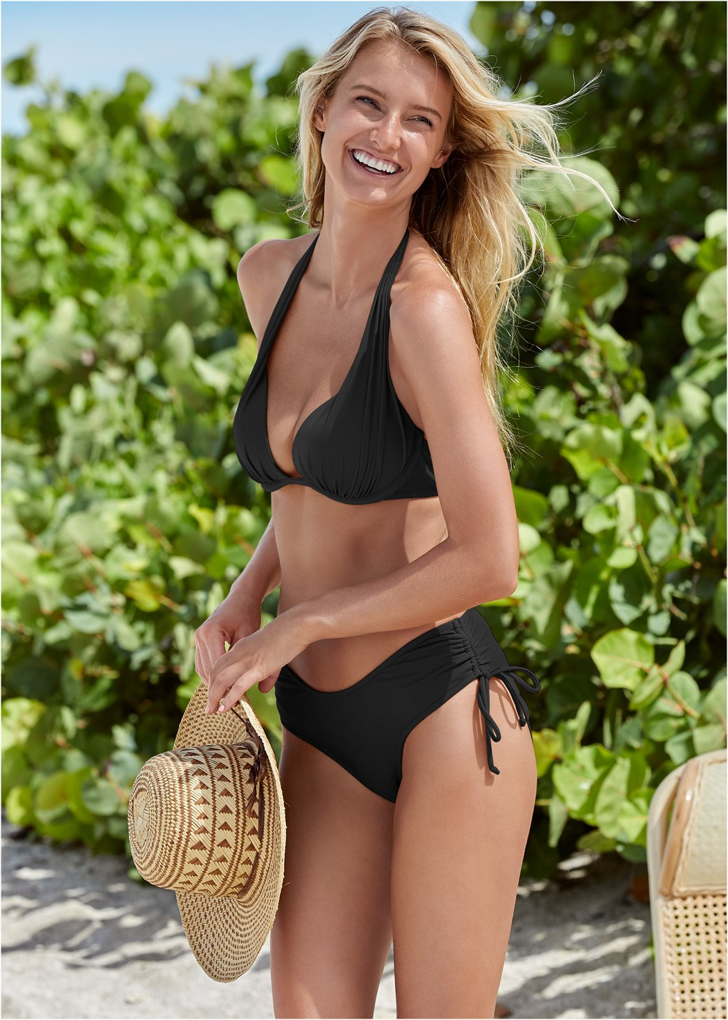 The Magnolia Bottom,Marilyn Underwire Push Up Halter Top,Lovely Lift Wrap Bikini Top,Underwire Wrap Top