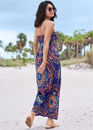 Alternate View Maxi Dress