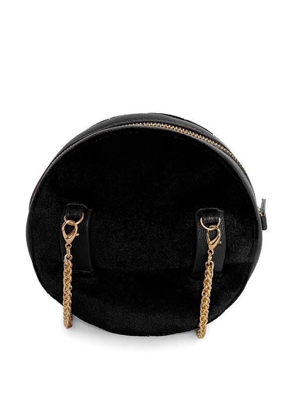 Alternate View Velvet Convertible Bag