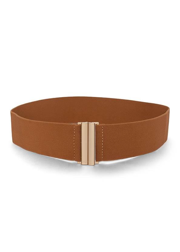 Stretch Waist Belt,Cold Shoulder Romper,Beaded Dreamcatcher Earrings