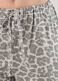 Detail front view Sleep Shorts