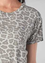 Detail front view Sleep T-Shirt