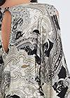 Alternate View Paisley Printed Dress