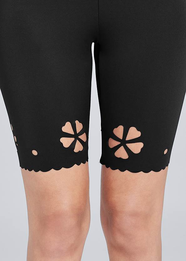 Alternate View Laser Cut Bike Shorts