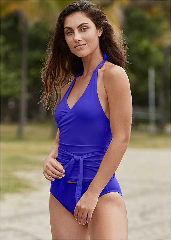 Sustainable Wrap Tankini Top,Mid Rise Hipster Classic Bikini Bottom,Sustainable Tie Side Bottom,Scoop Front Classic Bikini Bottom ,Adjustable Side Tie Hipster Bottoms,Bold Bottom,Bandeau Dress,Embellished Slides
