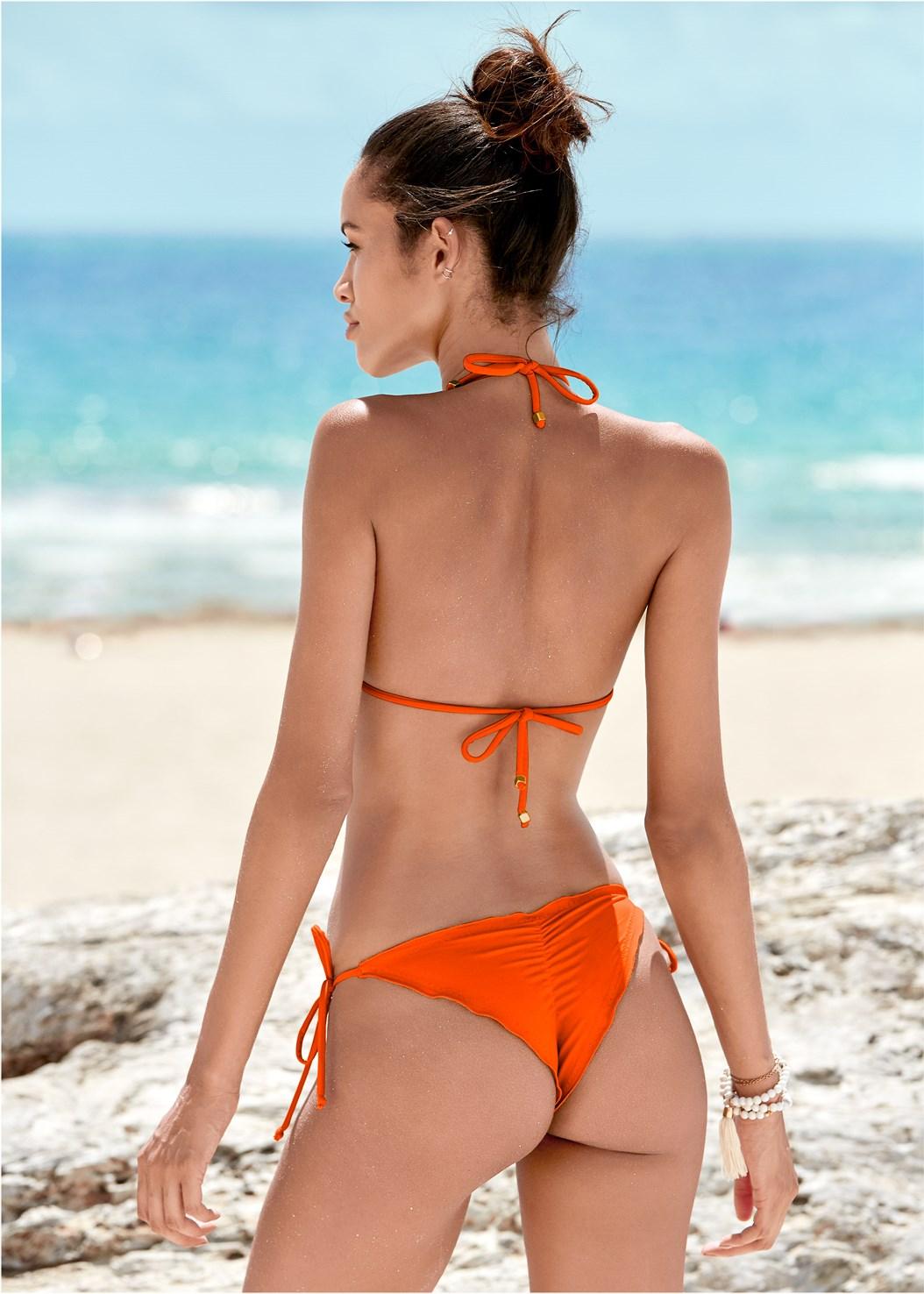 Cheeky Tie Side Bottom,Triangle String Bikini Top,Enhancer Push Up Ring Halter Triangle Top ,Goddess Enhancer Push Up Halter Top,Strappy Maxi Dress,Circle Basket Wooden Bag