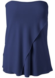 Ghost with background  view Classic Bandeau Tankini Top