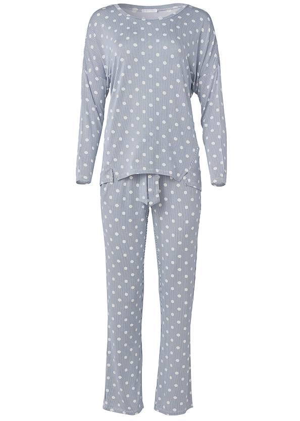 Ghost with background  view Sleep Pants Set
