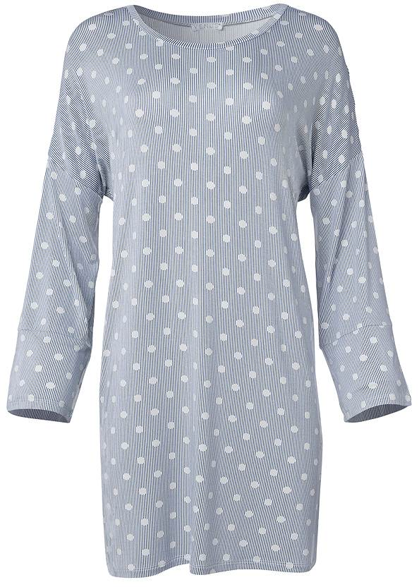 Ghost with background  view Sleep Dress