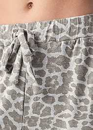 Detail front view Sleep Joggers