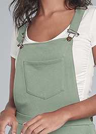 Alternate View Lounge Culotte Overalls