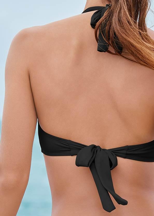 Detail back view Jillian Underwire Top