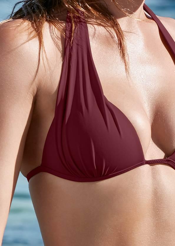 Detail front view Multiway Marilyn Bikini Top