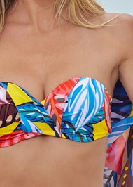 Alternate View V Front Bandeau Top