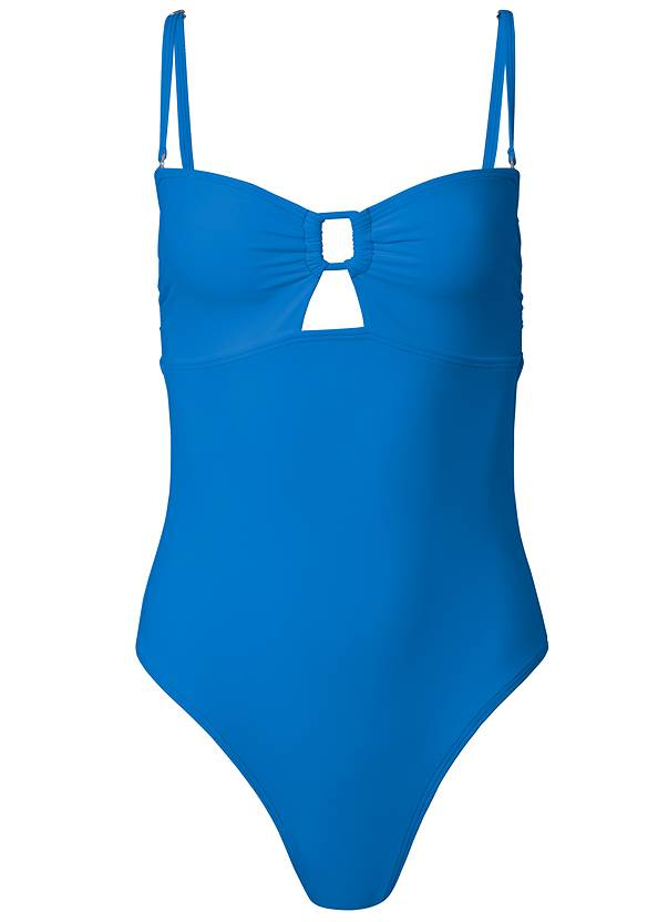 Alternate View Bandeau Ring One-Piece