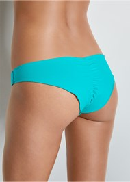 Detail back view Versatility By Venus™ Low Rise Ruched Bottom