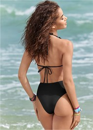 Back View Reversible Monokini