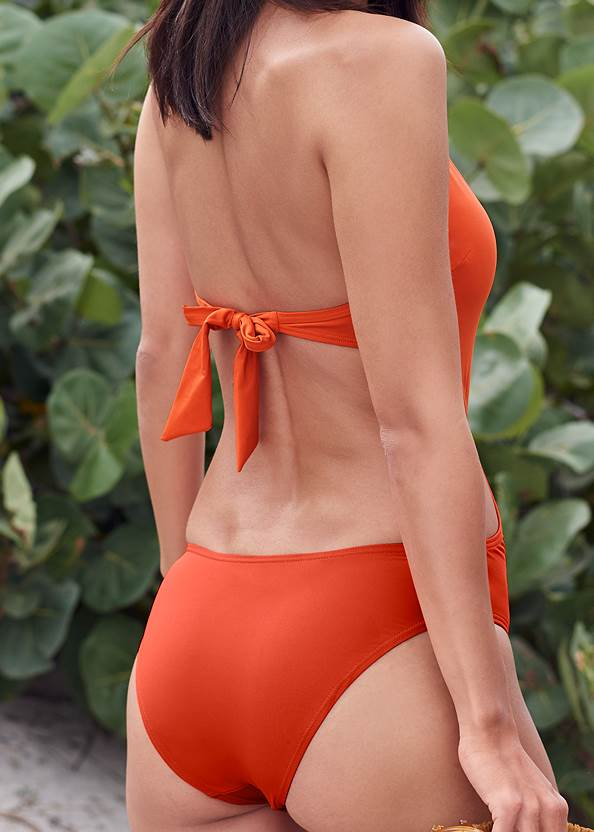 Alternate View Cut Out Plunge One-Piece