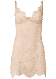Ghost with background  view Sheer Lace Chemise