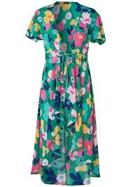 Alternate View Wrap Dress